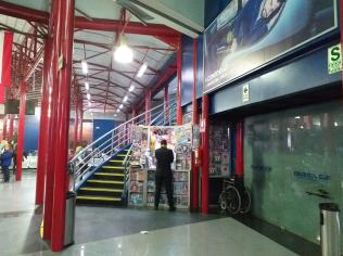 Stazione Cruz del Sur