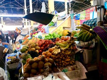 Mercato di San Pedro, Cusco