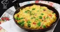 Receta mini tortilla paisana