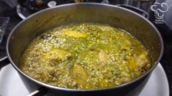 Receta de arroz a la cazuela tradicional