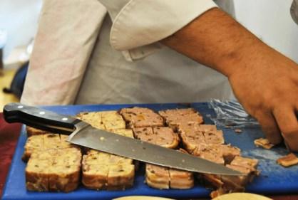 Alumnos de los cursos de cocina y pastelerria profesionales