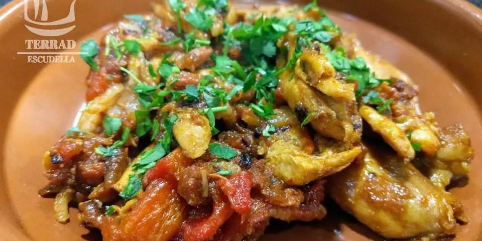 Receta de tomatada