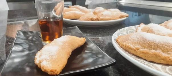 Receta de pastissets de Tortosa