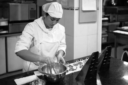 Cursos intensivos de cocina profesional