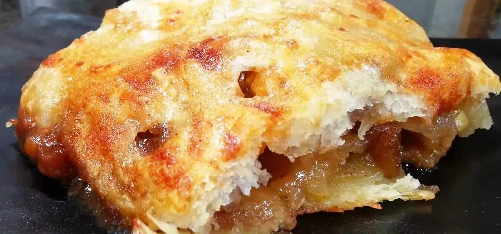 Receta de tarta appelstrudel clasico