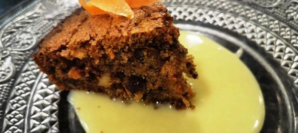 Receta de Carrot Cake tradicional