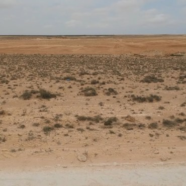 Conversion desert to high intensity agriculture snapshot