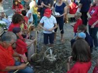 La festa Bimbi in piazza ad Aquileia