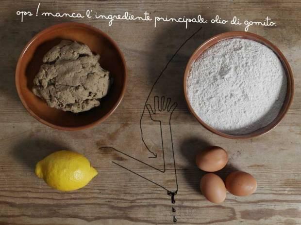 La pasta all'uovo