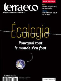 Et Tout Le Monde S'en Fout Livre : monde, livre, Ecologie, Pourquoi, Monde, Terra