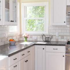 How To Design A Kitchen Step2 Lifestyle Custom Ii Terra Firma, Ltd. Handmade Arts And Crafts Tile ...