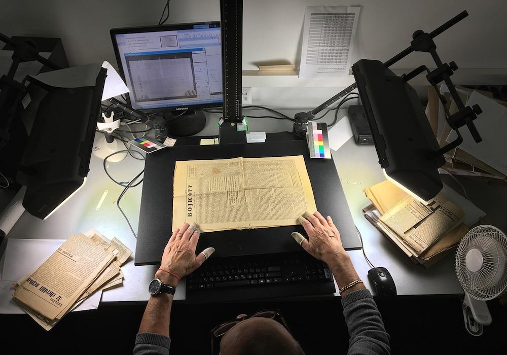Пројекат - библиотекари и архивисти