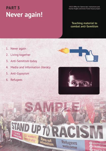 TM to combat anti-Semitism
