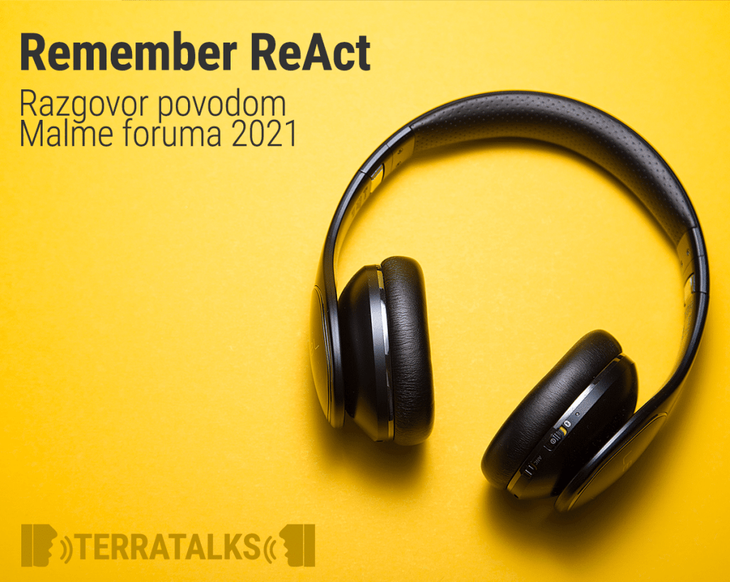 Remember ReAct podcast