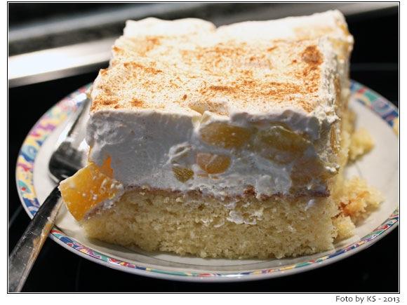 Tee & Fanta-Kuchen