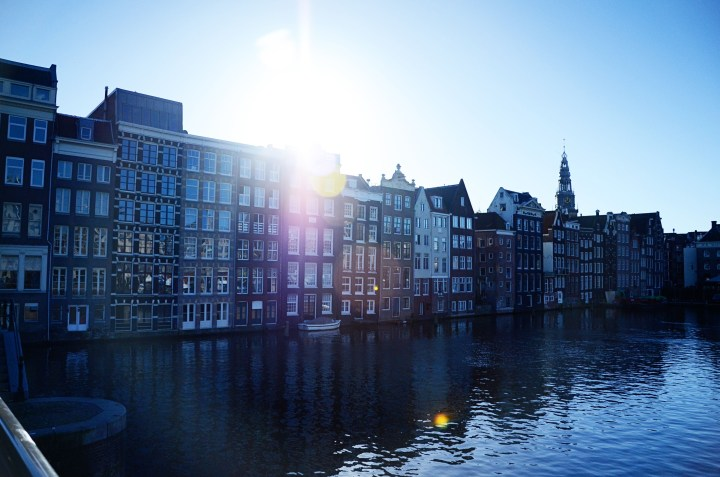 Laid Over in Amsterdam