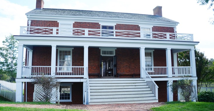 Appomattox Court House National Historical Park || TERRAGOES.COM