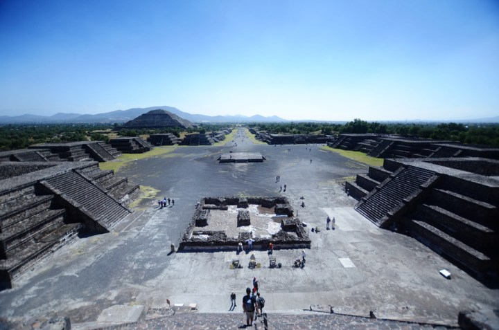 Teotihuacan: Mexico City's 2,000-Year-Old City