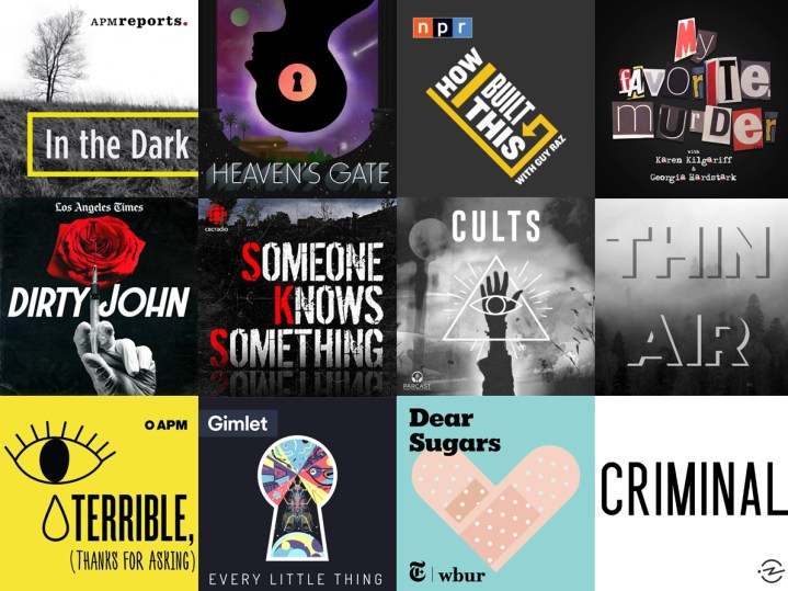 12 Podcasts for Lovers of True Crime, Mystery, Feels & Weird Knowledge