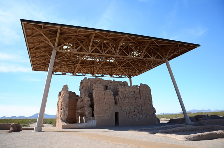 Owls & History at Casa Grande Ruins National Monument