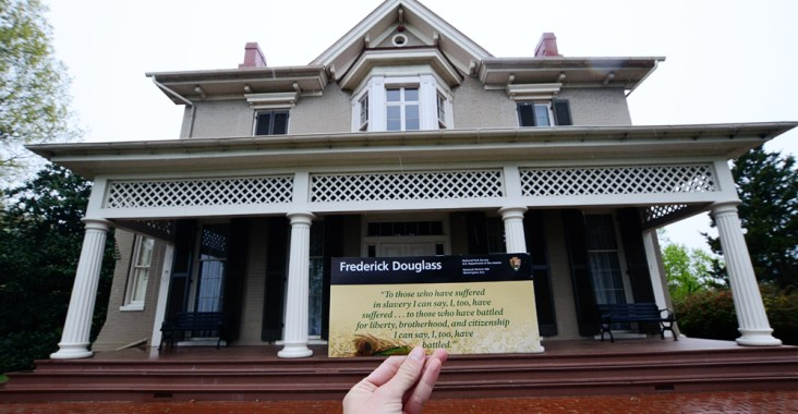 Frederick Douglass National Historic Site || terragoes.com