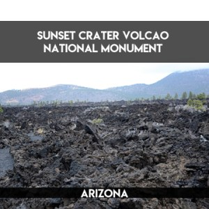 Sunset Crater Volcano National Monument || terragoes.com