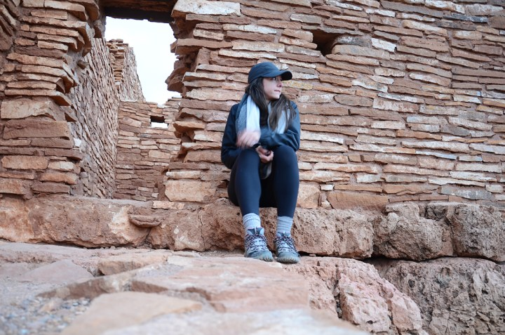 Me & the Ghosts of Wupatki National Monument
