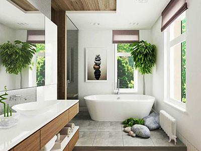 yin-yang-feng-shui-salle-de-bains-constructeur-de-maisons-individuelles-terrain-à-vendre