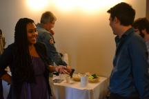 Singer-songwriter Sierra Jamerson had something good to share with Chris Chang-Yen Phillips and the rest of the Terra Informa team.