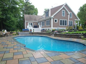 swimming pool patio designs nh