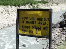 now you are out of danger area