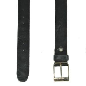 Cinturon Negro Ancho