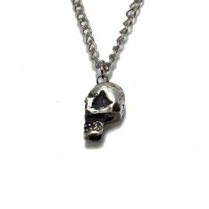 Silver Skull Small