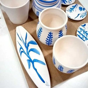 Set cerámica para especias