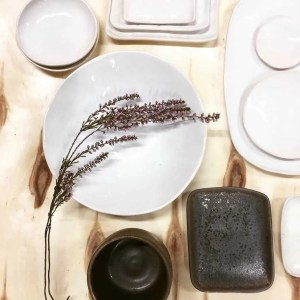 Sets de cerámica.