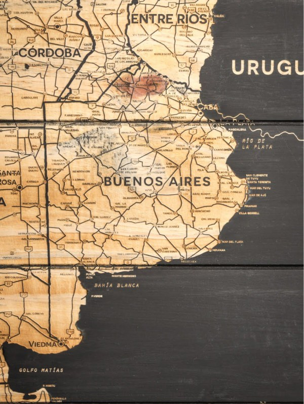 Argentina Large Negro 2