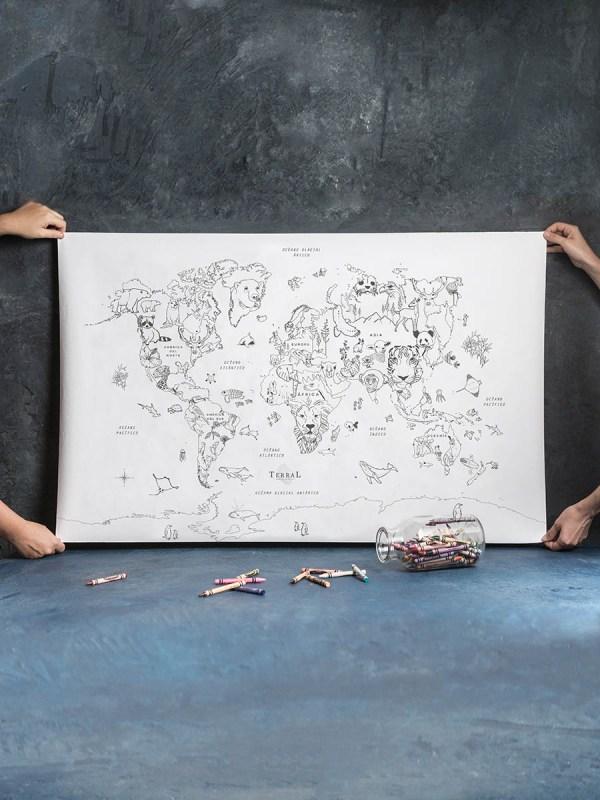Pinta tu mundo - Animalmundi - 1