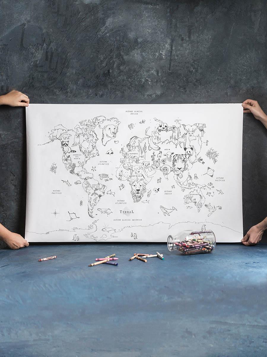 Animalmundi Pinta tu mundo 4
