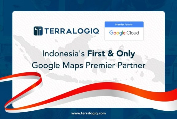 project google maps indonesia - Terralogiq