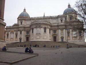 Basilica Maria Maggiore, Rome. Photo by Wolfstone.