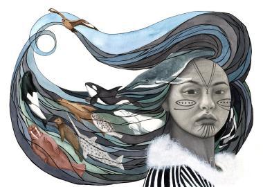 Sedna by Antony Galbraith .