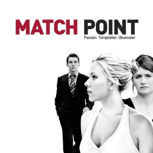 Match point  di Woody Allen