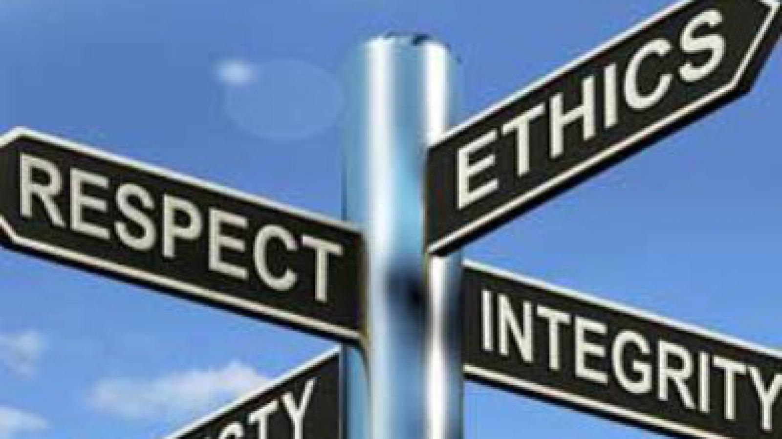Proetic Etic Transparen Integritate Corup Ie