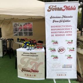 stan Terranabis en la THC Cup Valencia 2020