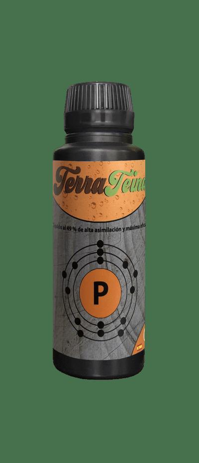 botella 125 terrateina