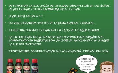 Dr nabis tratamientos biocontrol