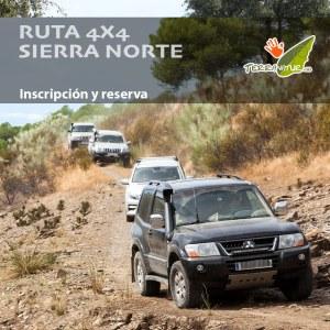 RUTA 4X4 POR LA SIERRA NORTE
