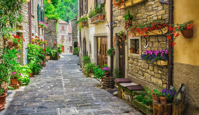 Bella! Tuscany