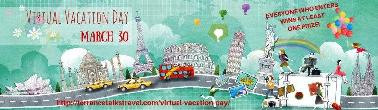 national virtual vacation day