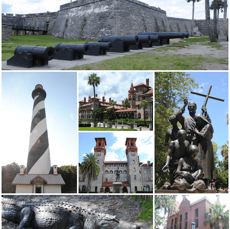 Best Tour of the Lowcountry: Charleston, Savannah & St. Augustine